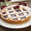 Crostata di ciliegie - Cherry crostata
