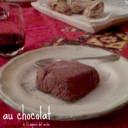 Pavè au chocolat